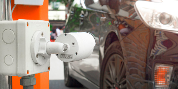 Система распознавания автомобильных номеров на платных парковках